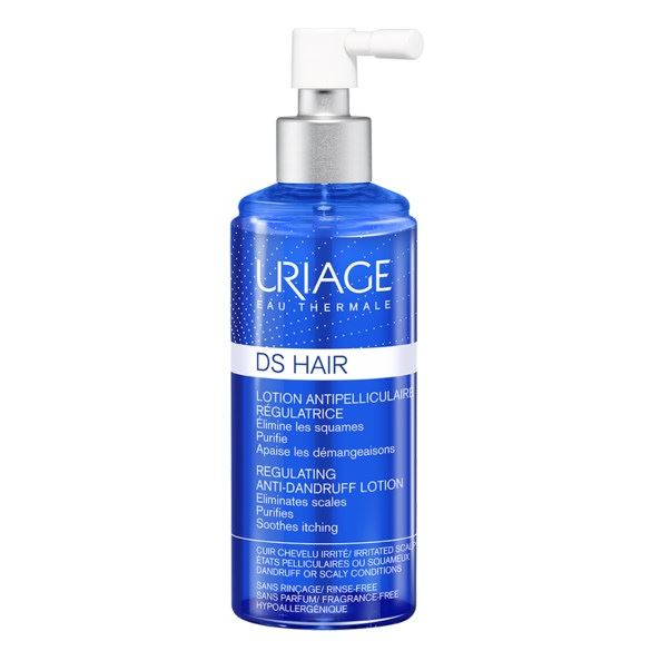 Лосьон Uriage D.S. Lotion Regulating Soothing Spray лосьон deoproce coenzyme q10 firming lotion