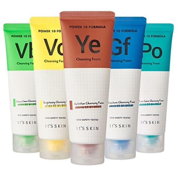 цена на Пенка It s Skin Cleansing Foam (YE)
