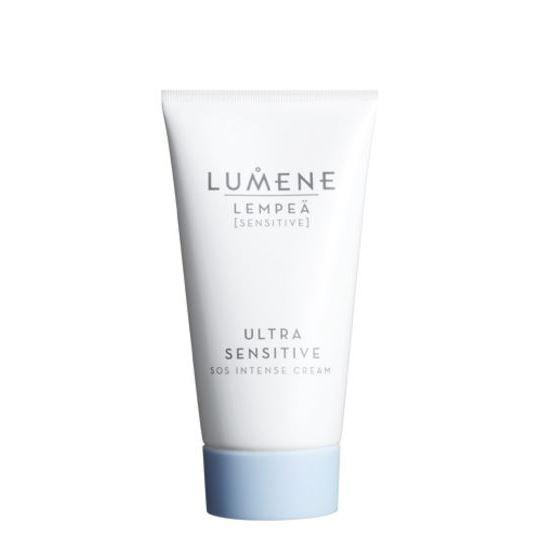 Крем Lumene Lempea Ultra Sensitive SOS Intense Cream 50 мл la roche posay hydraphase intense маска 50 мл