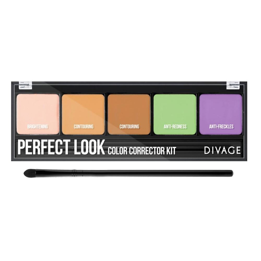 Корректоры Divage Perfect Look Color Corrector Kit (Палетка)