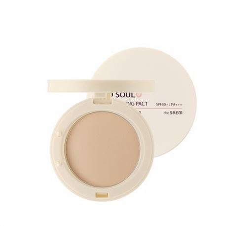 все цены на Пудра The Saem UV Sun Pact SPF50+ PA++++ (23 Natural Beige) онлайн