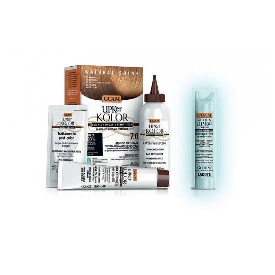 Краска для волос Guam Краска-уход для волос UPKer Kolor (9.0) кондиционер для волос guam guam mp002xw0no6b
