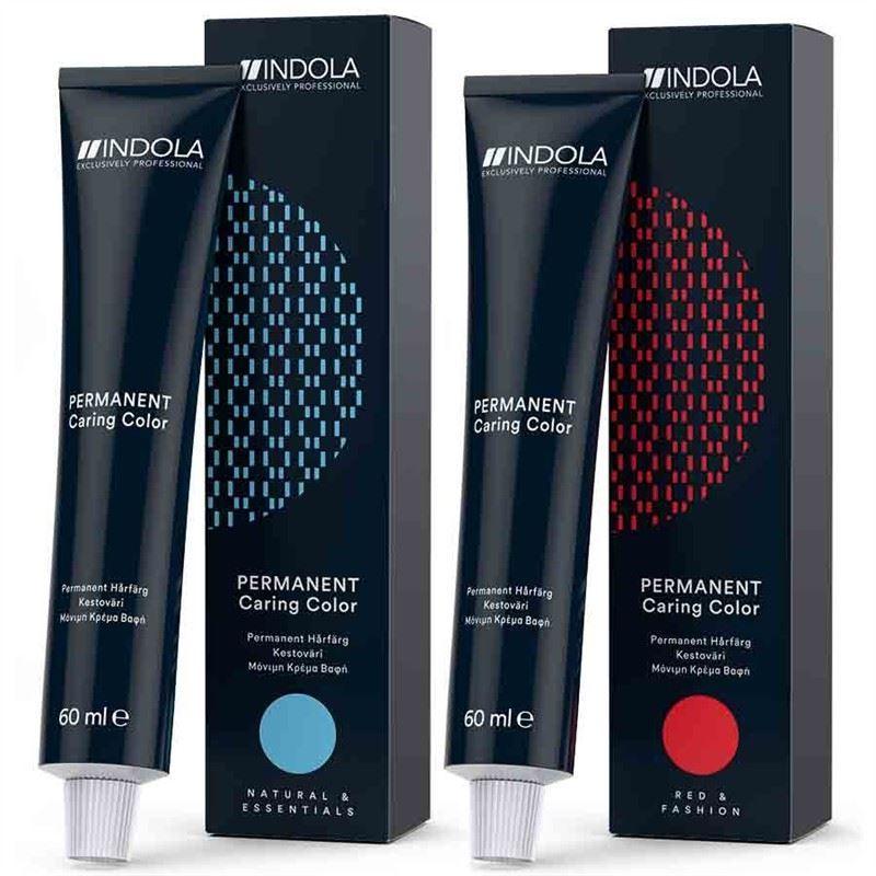 Краска для волос Indola Professional Permanent Caring Color PCC  (9.3) краска для волос kaaral color nourishing permanent hair color v