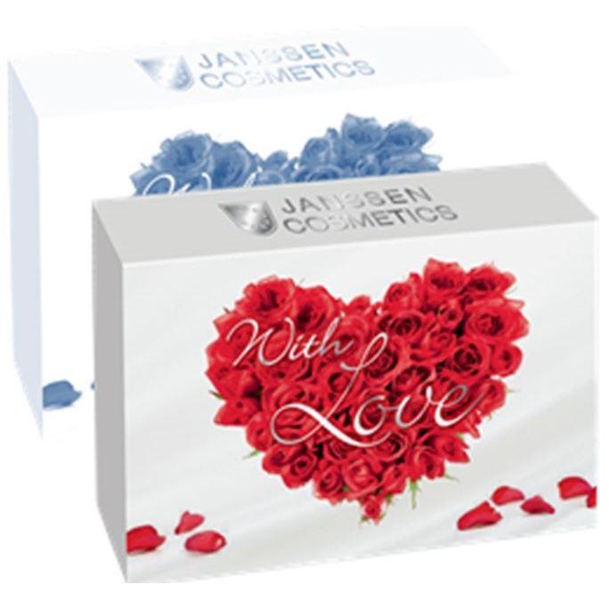 Набор: Набор Janssen Cosmetics Новогодний набор №2 для возрастной кожи ампулы janssen cosmetics мela fadin effect fluid 3 2 мл