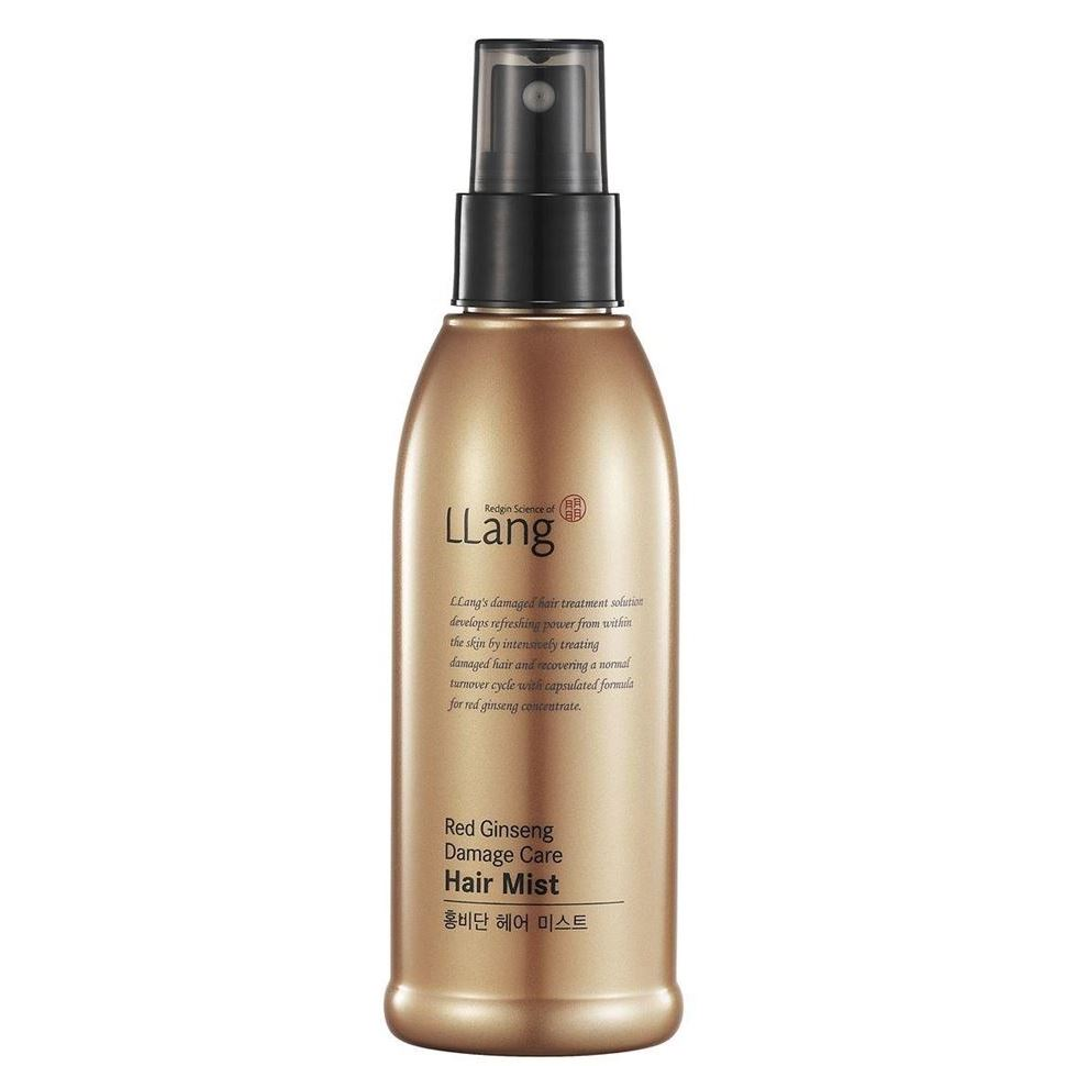 Тоник LLang Red Ginseng Damage Care Hair Mist 150 мл кондиционер llang red ginseng energizing hair conditioner объем 500 мл