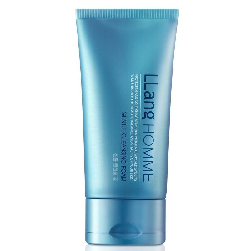Пенка LLang Homme Gentle Cleansing Foam 130 мл holika holika soda tok tok clean pore deep cleansing foam пенка глубоко очищающая для лица 150 мл