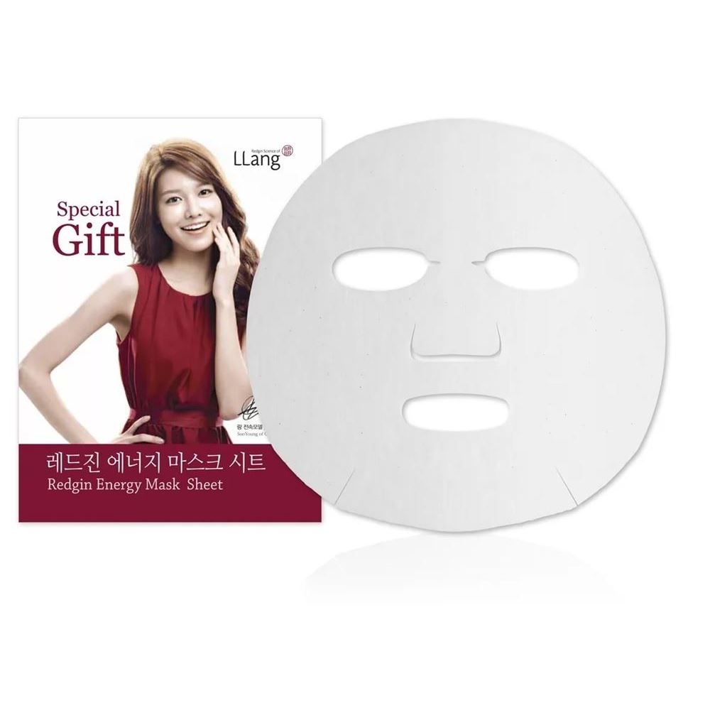 Маска LLang Spetial Gift Redgin Energy Mask