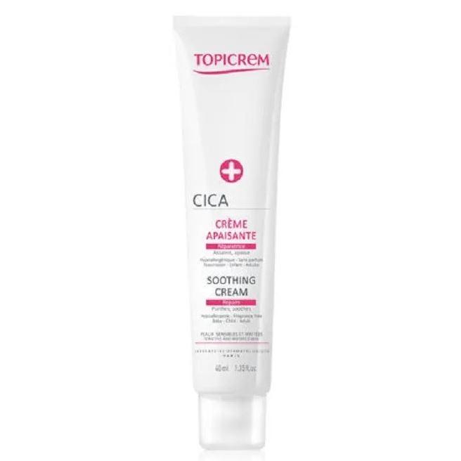 Крем Topicrem CICA Soothing Cream 40 мл