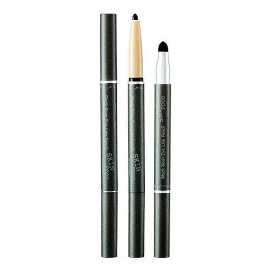 Карандаши SkinFood Black Bean Eye Liner Pencil (03) карандаш для глаз provoc semi permanent gel eye liner 80 цвет 80 practically magic variant hex name 4d4434