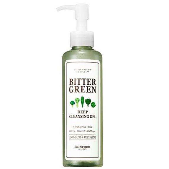 где купить Гель SkinFood Bitter Green Deep Cleansing Gel 200 мл по лучшей цене