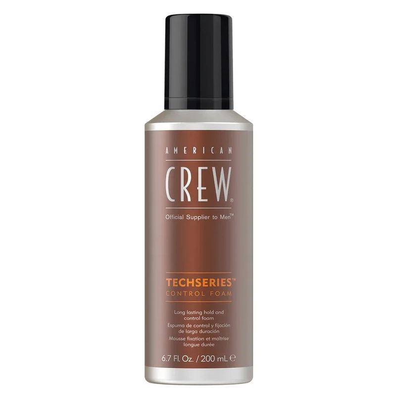 Пена American Crew Techseries Control Foam пена для волос веллафлекс 2
