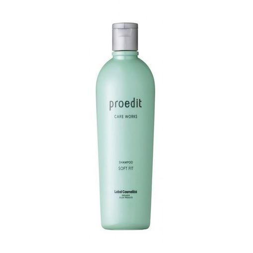 Шампунь Lebel Cosmetics Proedit Shampoo Soft Fit 300 мл senscience senscience шампунь для нормальных волос shampoos and conditioners balance shampoo 42456 300 мл