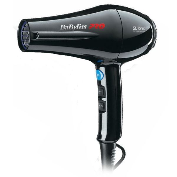 Фен BaByliss BAB5586GE SL Tourmaline Ceramic Ionic 1800W (BAB5586GE ) фен elchim light ionic ceramic turquoise 03079