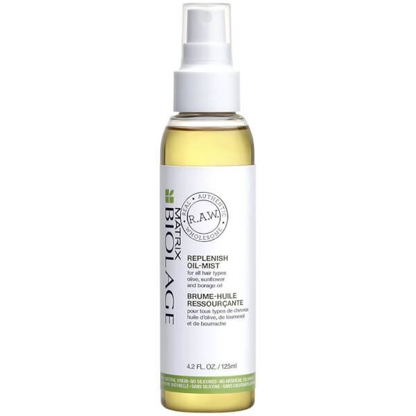 Масло Matrix R.A.W Replenish Oil-Mist  125 мл масло kativa morocco argan oil nuspa масло