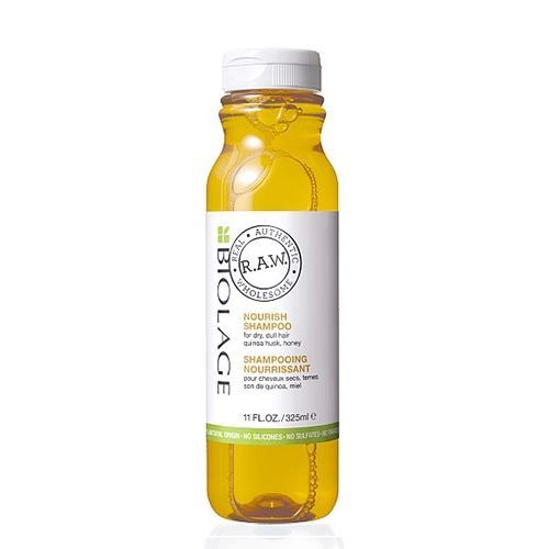 Шампунь Matrix R.A.W. Nourish Shampoo 325 мл nourish набор миниатюр для сухой кожей лица nourish protect mini kit 50 мл 50 мл 15 мл 15 мл