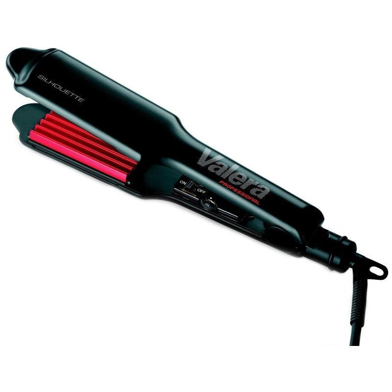 Щипцы Valera 647.02 Silhouette Щипцы-гофре для волос (1 шт) утюжки для волос first щипцы
