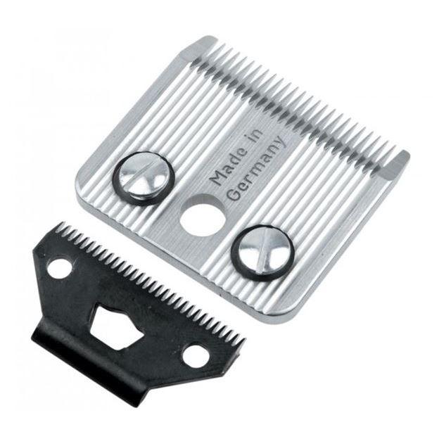 Машинка для стрижки Moser 1401-7600 Нож для машинки  (1401-7600) нож сменный д машинки moser professional max45 2 3мм