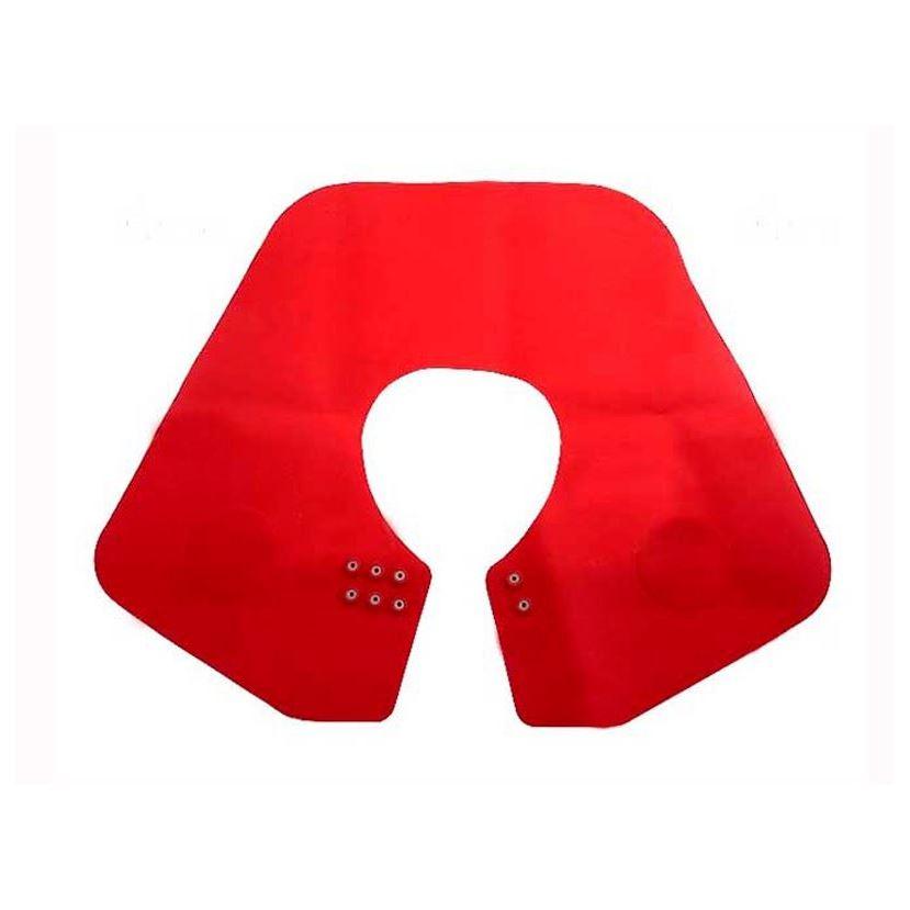 Сопутствующие товары Harizma Professional h10917-03 Милькоуп красный (1 шт) сопутствующие товары harizma professional h10995 кобура для ножниц из натуральной кожи 1 шт