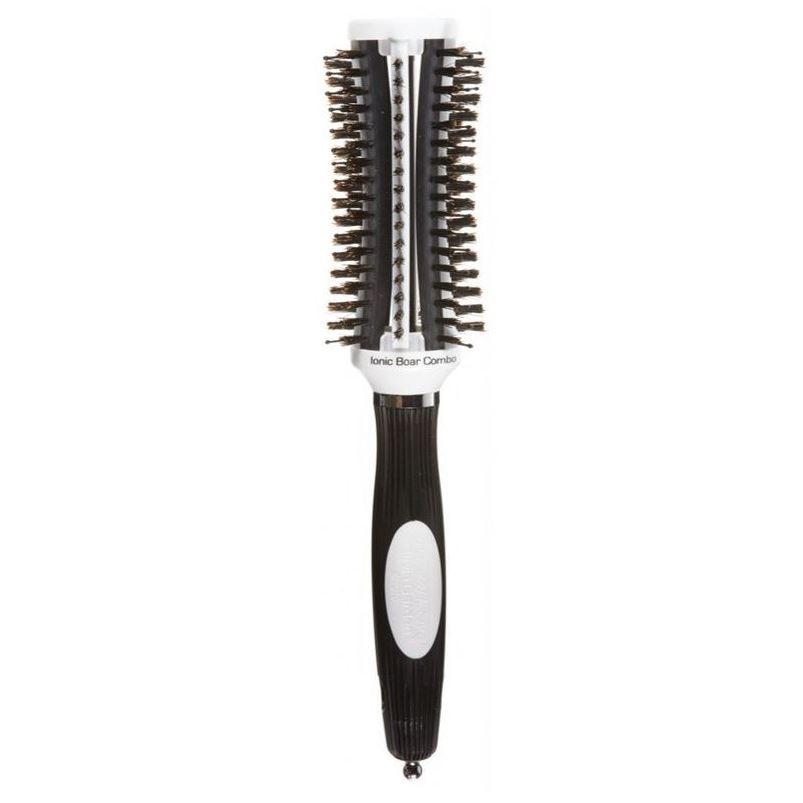 Брашинг Olivia Garden OGBТА35 Ionic Boar Combo Thermo Active 35 Термобрашинг для волос (OGBТА35) щетка olivia garden ogbhhp6 healthy hair ionic combo paddle hh 6 щетка для волос ogbhhp6
