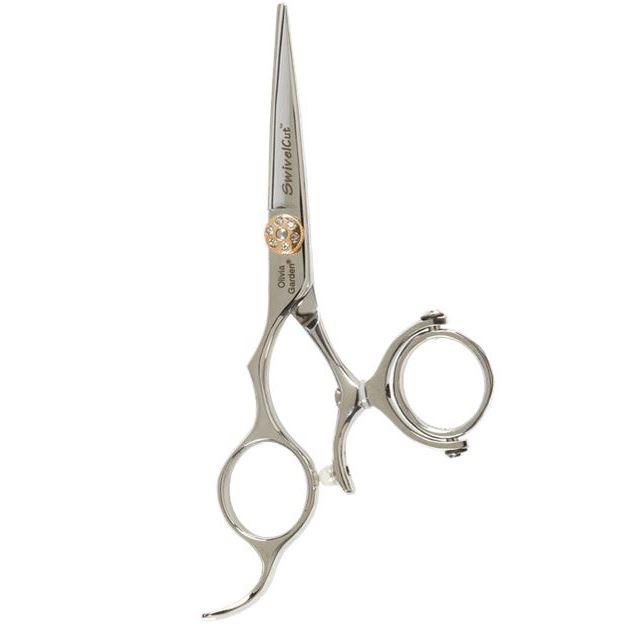 Ножницы Olivia Garden SH-SW1PC-CL500 Swivel Cut 500 For Lefthanded Ножницы парикмахерские (SH-SW1PC-CL500) парикмахерские принадлежности