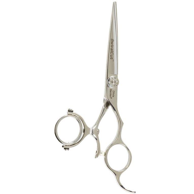 Ножницы Olivia Garden SH-SW1PC-CR575 Swivel Cut 575 Ножницы парикмахерские (SH-SW1PC-CR575) ножницы olivia garden sh sc1pc cr550 silk сut 550 ножницы парикмахерские sh sc1pc cr550