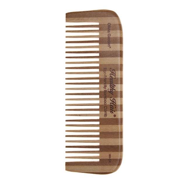 Расческа Olivia Garden OGBHHC4 Healthy Hair Сomb 4 Расческа для волос (OGBHHC4) щетка olivia garden ogbhhp6 healthy hair ionic combo paddle hh 6 щетка для волос ogbhhp6