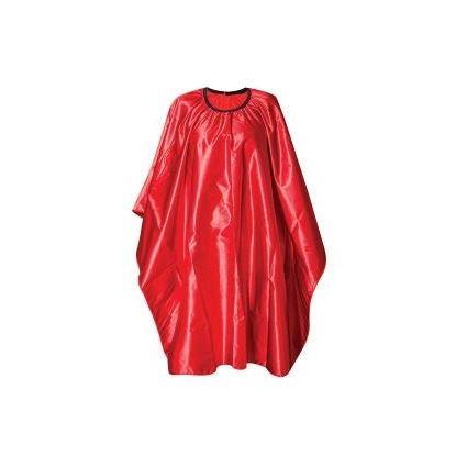 Сопутствующие товары Harizma Professional h10884-03 Bright Satin Cape красный Пеньюар (1 шт) цены онлайн