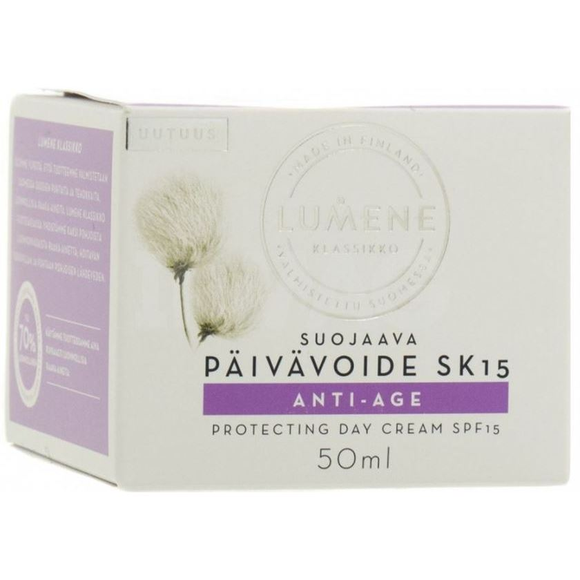 купить Крем Lumene Anti-Age Protecting Day Cream SPF 15 в интернет-магазине