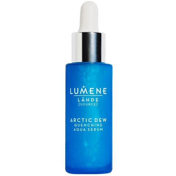 Сыворотка Lumene Arctic Dew Quenching Aqua Serum  30 мл сыворотка lumene sisu urban intense hydrating serum объем 30 мл