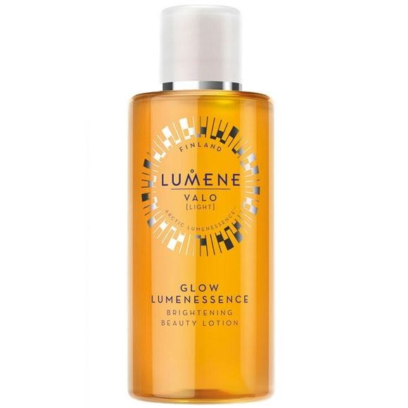Лосьон Lumene Glow Lumenessence Brightening Lotion 150 мл лосьон lumene express fresh body lotion