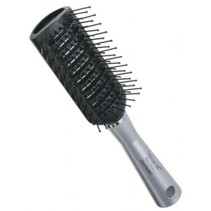 Щетка Olivia Garden OGBV3 Velours III Anti-Static Vent Щетка для волос  (OGBV3 ) щетка olivia garden ogbhhp6 healthy hair ionic combo paddle hh 6 щетка для волос ogbhhp6