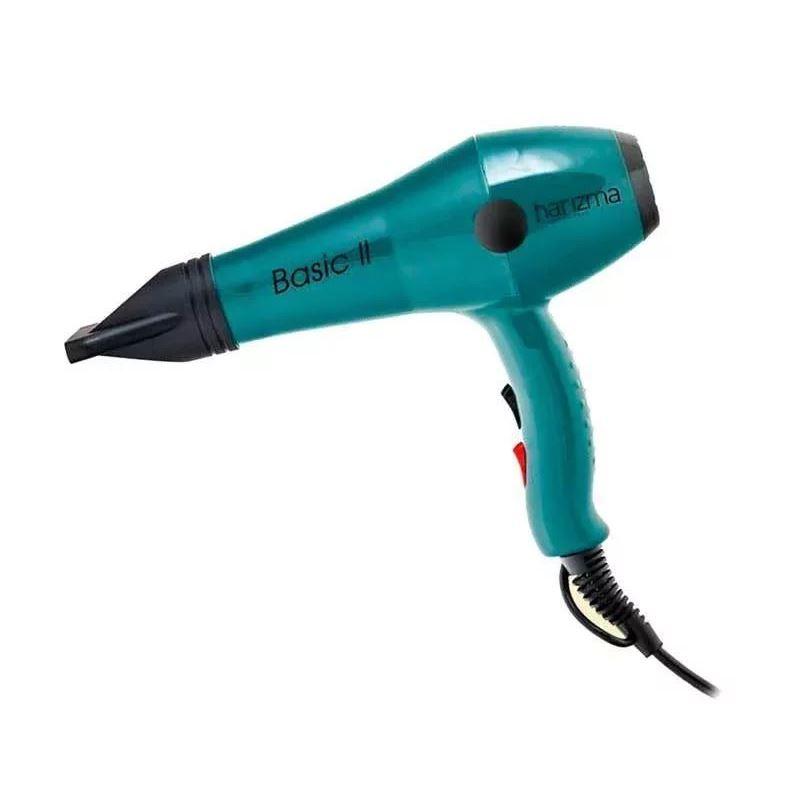 Фен Harizma Professional h10207-16 Basic-II 2000 Вт Фен, зеленый (1 шт)