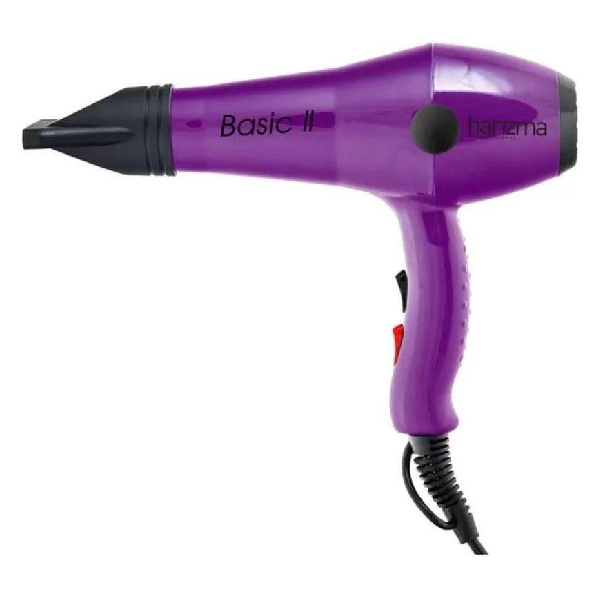 Фен Harizma Professional h10207-07 Basic-II 2000 Вт Фен, фиолетовый (1 шт)