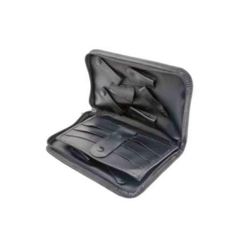 Сопутствующие товары Harizma Professional h10998 Чехол на 6 ножниц (1 шт) сопутствующие товары harizma professional h10503 кобура для ножниц прямоугольник 1 шт