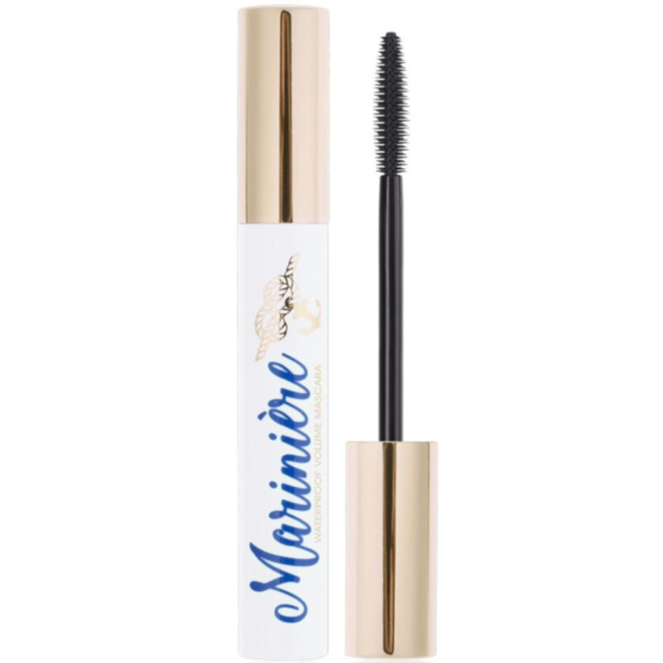 Тушь для ресниц Vivienne Sabo Waterproof Volume Mascara Mariniere (01) тушь для ресниц beyu volume now mascara