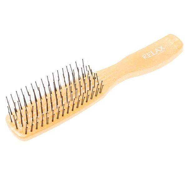 Расческа Harizma Professional h10695-19 Relax Щетка для волос большая золото (1 шт) сопутствующие товары harizma professional h10927 кобура для инстументов на пояс 1 шт