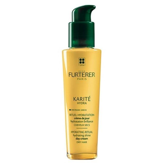 Лосьон Rene Furterer Karite Hydra Hydrating Shine Day Cream rene furterer сыворотка rene furterer karite для очень сухих и поврежденных волос