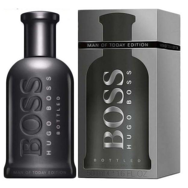 Туалетная вода Hugo Boss Boss Bottled Man of Today Edition 50 мл hugo boss boss in motion green edition