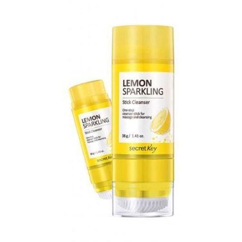 Бальзам Secret Key Lemon Sparkling Stick Cleanser (38 г) цены онлайн
