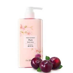 Лосьон The Saem Touch On Body Plum Body Lotion 300 мл лосьон baviphat touch my body lotion 100 мл