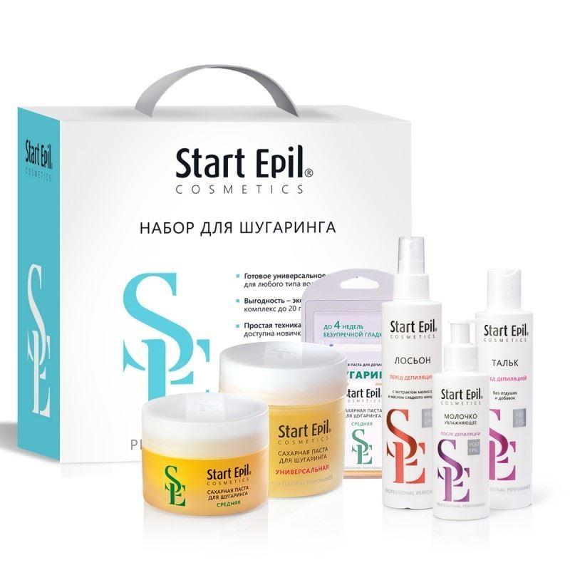 Набор Start Epil Start Epil Set №1 (Набор №1) недорого