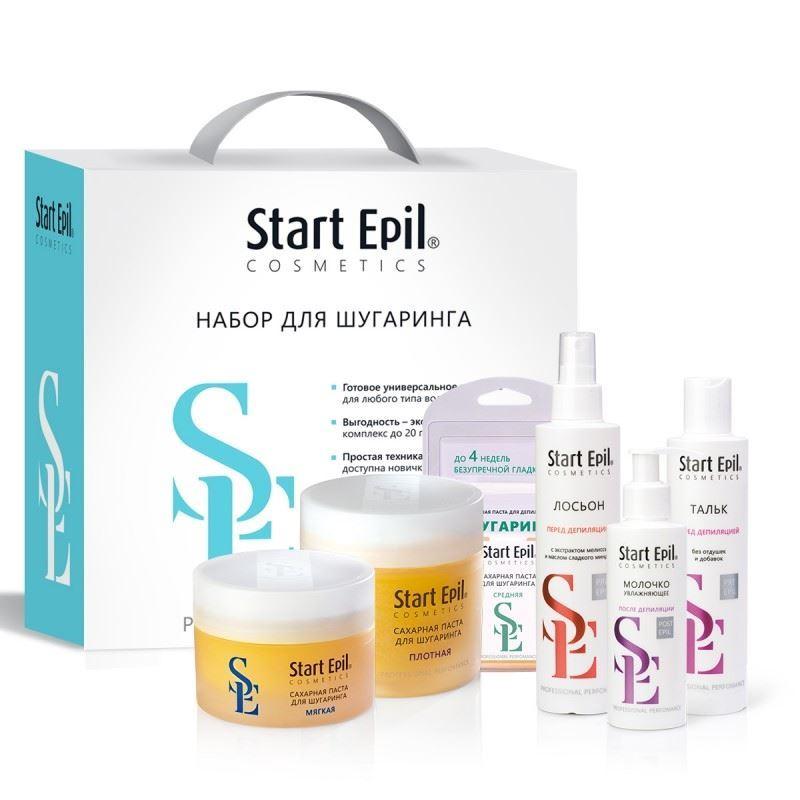 Набор Start Epil Start Epil Set №2 (Набор №2) недорого