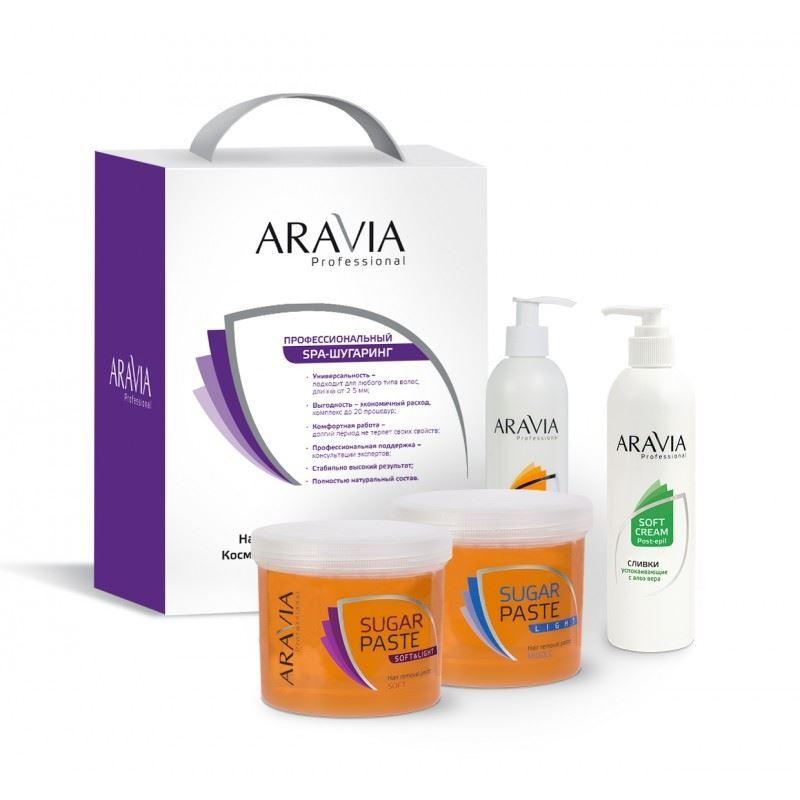 Набор Aravia Professional Промо-набор 3+1 №3 (Промо-набор №3) подвеска винтажная rto сумочка 3 с цепочкой