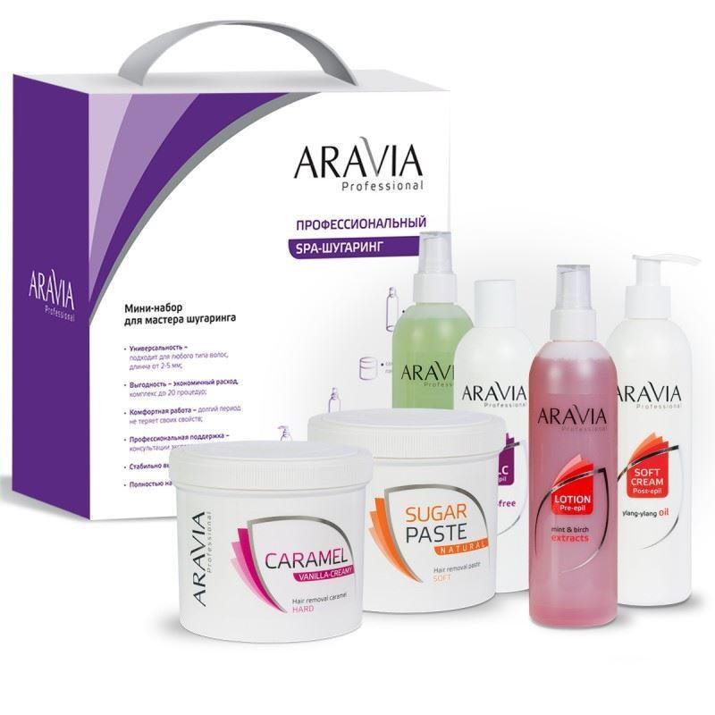 Набор Aravia Professional Мини-набор для мастера №2 (Мини-набор №2) протеин fuze сreatine сливочная карамель 750 г
