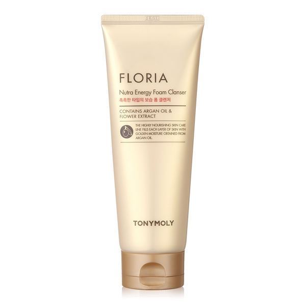 Пенка Tony Moly Floria Nutra Energy Foam Cleanser 150 мл