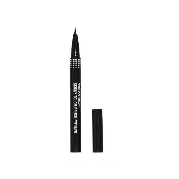 Подводка Tony Moly Skinny Touch Brush Gel Eyeliner (01) hengfang 52135 princess style water resistant eyeliner gel w brush black