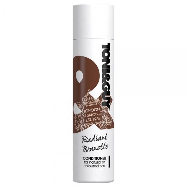 Кондиционер Toni & Guy Radiant Brunette Conditioner  250 мл cocochoco кондиционер для окрашенных волос regular conditioner colour safe 250 мл кондиционер для окрашенных волос regular conditioner colour safe 250 мл 250 мл