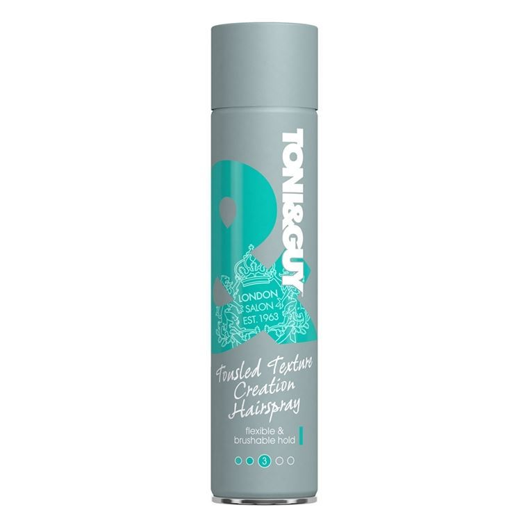 Лак Toni & Guy Tousled Texture Creation HairSpray 250 мл лак toni