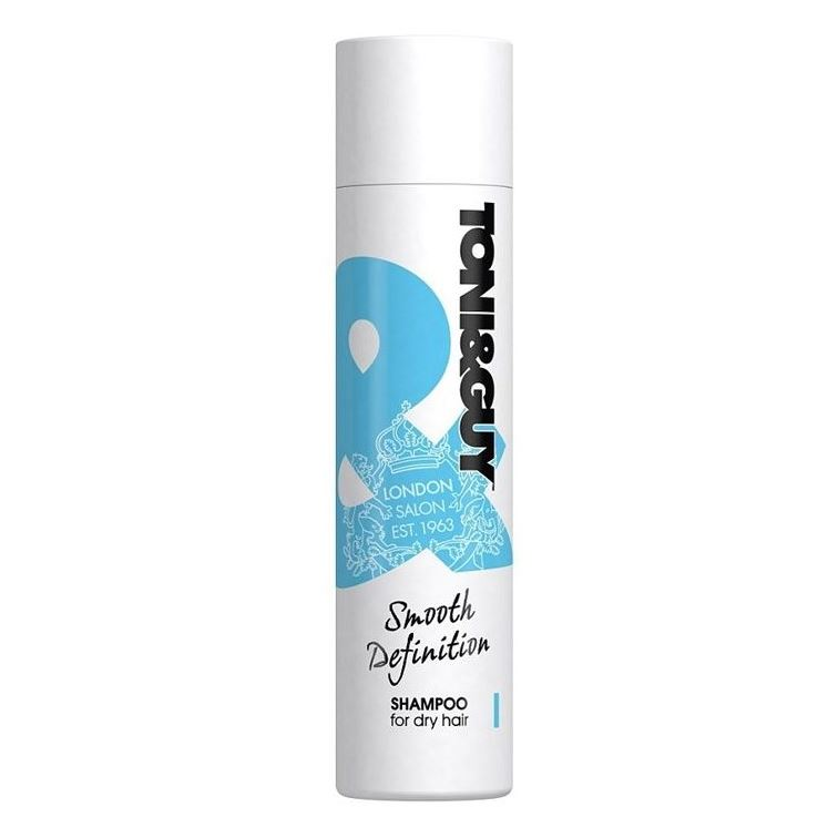 Шампунь Toni & Guy Smooth Definition Shampoo  250 мл ножницы toni