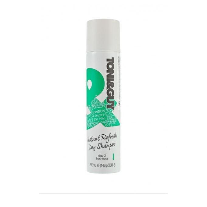 Шампунь Toni & Guy Instant Refresh Dry Shampoo schwarzkopf уплотняющий сухой шампунь пудра refresh dust texture 300 мл